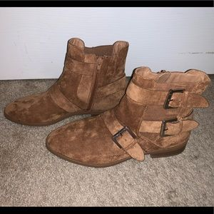 Forever 21 Booties
